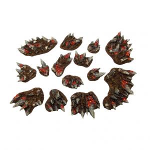Micro Art Studio   Basing Kits Chaos - Basing Kit (14) - B02001 - 5907652560874