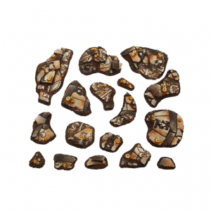 Micro Art Studio   Basing Kits Ruined Chapel - Basing Kit (17) - B05501 - 5907652561178