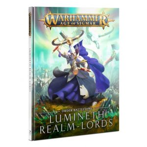 Games Workshop Age of Sigmar  Lumineth Realm-lords Battletome: Lumineth Realm-lords - 60030210008 - 9781788269360