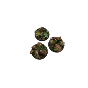 Micro Art Studio   Forest Bases Forest Bases, Round 50mm (2) - B00531 - 5900232353866