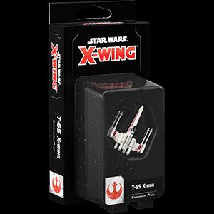 Fantasy Flight Games Star Wars: X-Wing  The Rebel Alliance - X-wing Star Wars X-Wing: T-65 X-Wing - FFGSWZ12 - 841333106041