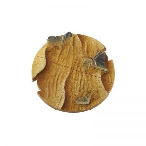Micro Art Studio   Star Wars Legion Bases SWL Desert Bases 100mm Round (1) - B03364 - 5905133597463
