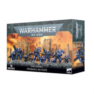Games Workshop Warhammer 40,000  Space Marines Space Marines Primaris Reivers - 99120101307 - 5011921142309