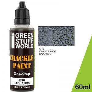 Green Stuff World   Specialist Paints Crackle Paint - Badlands 60ml - 8436574501773ES - 8436574501773