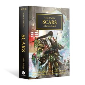 Games Workshop (Direct)   The Horus Heresy Books Scars: Book 28 (Hardback) - 60040181073 - 9781849706407