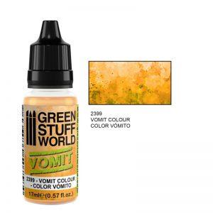 Green Stuff World   Specialist Paints Vomit Effect - 8436574507584ES - 8436574507584
