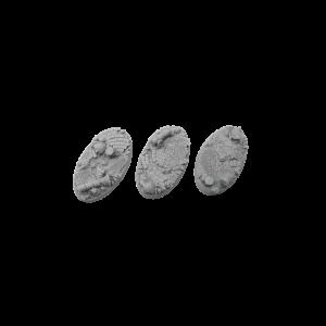 Micro Art Studio   Halodynes Bases Halodyne Bases, Oval 75mm (2) - B04575 - 5900232353767