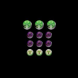 Micro Art Studio   Infinity Tokens Infinity Tokens Tohaa (12) - P00082 -