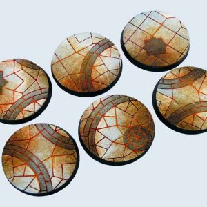 Micro Art Studio   Mosaic Bases Mosaic Bases, Round 40mm (2) - B01122 - 5900232358694
