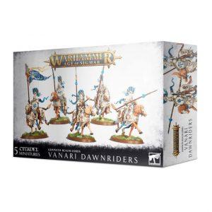 Games Workshop Age of Sigmar  Lumineth Realm-lords Lumineth Realm-lords Vanari Dawnriders - 99120210043 - 5011921137084