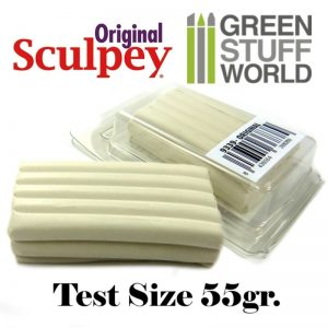 Green Stuff World   Modelling Putty & Green Stuff Sculpey Original 55 gr. - 8436554368389ES - 8436554368389