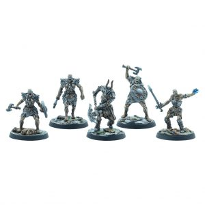 Modiphius The Elder Scrolls: Call to Arms  The Elder Scrolls: Call To Arms The Elder Scrolls: Call to Arms - Draugr Ancients - MUH052025 - 5060523343010