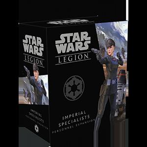 Fantasy Flight Games Star Wars: Legion  The Galactic Empire - Legion Star Wars Legion: Imperial Specialists Personnel - FFGSWL27 - 841333106461