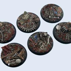 Micro Art Studio   Trash Bases Trash Bases, WRound 40mm (2) - B01442 - 5900232358496