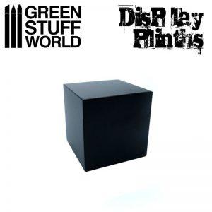 Green Stuff World   Display Plinths Display Block 5x5 cm - 8436574501681ES - 8436574501681