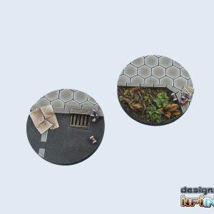Micro Art Studio   Urban Bases Urban Bases, Round 55mm (1) - B03229 - 5900232360314