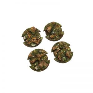 Micro Art Studio   Star Wars Legion Bases SWL Forest Bases 50mm (2) - B00562 - 5900232360284