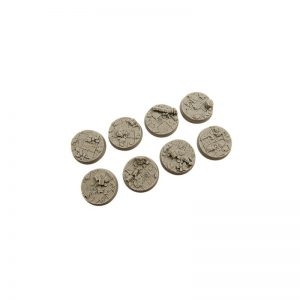 Micro Art Studio   Ancient Bases Ancient Bases, Round 32mm (4) - B03120 - 5900232355242