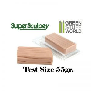 Green Stuff World   Modelling Putty & Green Stuff Super Sculpey Beige 55 gr. - 8436554365098ES - 8436554365098