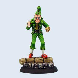 Micro Art Studio   Discworld Miniatures Discworld Elf Albert (1) - D04100 - 5900232352425