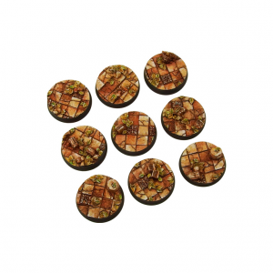 Micro Art Studio   Ancient Bases Ancient Bases, Round 28mm (5) - B03182 - 5907652561031