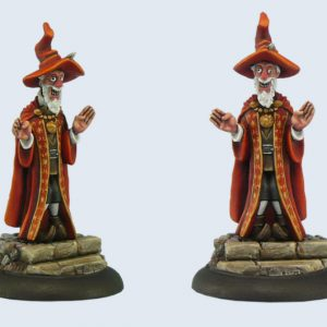 Micro Art Studio   Discworld Miniatures Discworld Bursar (1) - D02500 - 5900232352265