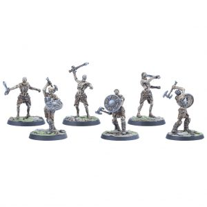 Modiphius The Elder Scrolls: Call to Arms  The Elder Scrolls: Call To Arms The Elder Scrolls: Call to Arms - Draugr Guardians Resin Expansion - MUH052059 - 5060523343461
