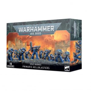 Games Workshop Warhammer 40,000  Space Marines Space Marines Primaris Hellblasters - 99120101308 - 5011921142316