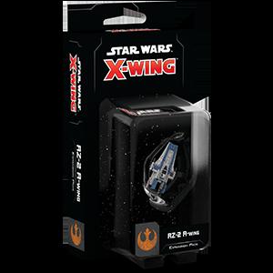 Fantasy Flight Games Star Wars: X-Wing  The Resistance - X-wing Star Wars X-Wing: RZ-2 A-Wing - FFGSWZ22 - 841333106751