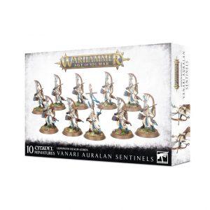 Games Workshop Age of Sigmar  Lumineth Realm-lords Lumineth Realm-lords Vanari Auralan Sentinels - 99120210041 - 5011921137060