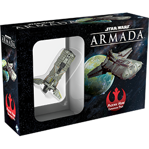 Fantasy Flight Games Star Wars: Armada  The Rebel Alliance - Armada Star Wars Armada: Phoenix Home - FFGSWM21 - 841333101725