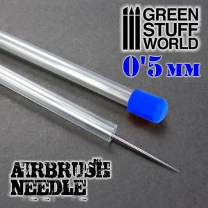 Green Stuff World   Airbrushes & Accessories Airbrush Needle 0.5mm - 8436554369683ES - 8436554369683