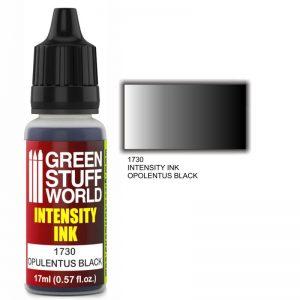 Green Stuff World   Intensity Inks Intensity Ink OPULENTUS BLACK - 8436574500899ES - 8436574500899