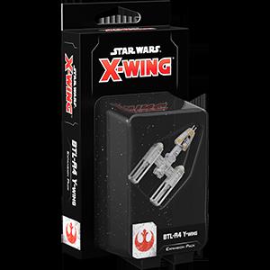 Fantasy Flight Games Star Wars: X-Wing  The Rebel Alliance - X-wing Star Wars X-Wing: BTL-A4 Y-Wing - FFGSWZ13 - 841333106058