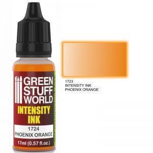 Green Stuff World   Intensity Inks Intensity Ink PHOENIX ORANGE - 8436574500837ES - 8436574500837