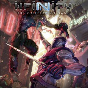Modiphius Infinity RPG  Infinity RPG Infinity RPG: Gamemaster's Guide - MUH050210 - 9781912200375