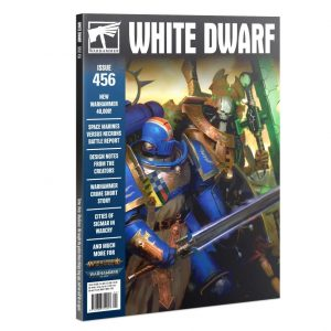 Games Workshop   White Dwarf White Dwarf 456 (Sept 2020) - 60249999598 - 5011921131891