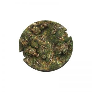 Micro Art Studio   Star Wars Legion Bases SWL Forest Bases 100mm round (1) - B00564 - 5905133597975