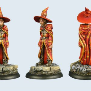 Micro Art Studio   Discworld Miniatures Discworld Rincewind (1) - D00400 - 5900232352043
