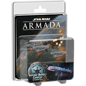 Fantasy Flight Games Star Wars: Armada  The Galactic Empire - Armada Star Wars Armada: Imperial Assault Carriers - FFGSWM18 - 841333100483