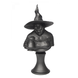 Micro Art Studio   Discworld Miniatures Discworld Nanny Ogg Bust METALLIZED (1) - D44006 - 5905133597104