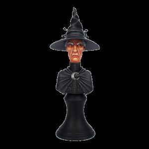 Micro Art Studio   Discworld Miniatures Discworld Esme Weatherwax Bust UNPAINTED (1) - D24004 - 5900232351053