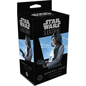 Fantasy Flight Games Star Wars: Legion  The Galactic Empire - Legion Star Wars Legion: General Veers - FFGSWL10 - 841333104863