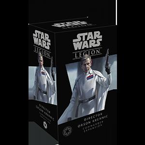 Fantasy Flight Games Star Wars: Legion  The Galactic Empire - Legion Star Wars Legion: Director Orson Krennic - FFGSWL33 - 841333107048