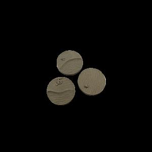 Micro Art Studio   Desert Bases Desert Bases, Round 50mm (2) - B03327 - 5900232355389