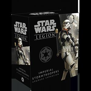Fantasy Flight Games Star Wars: Legion  The Galactic Empire - Legion Star Wars Legion: Imperial Stormtroopers Upgrade - FFGSWL52 - 841333109509