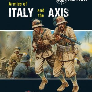 Warlord Games Bolt Action  Bolt Action Books & Accessories Armies of Italy and the Axis - WGB-08 - 9781782007708