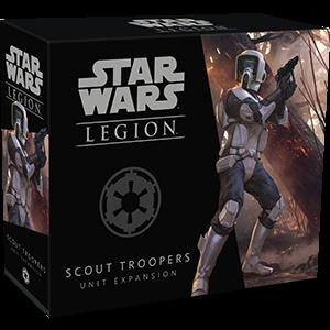 Fantasy Flight Games Star Wars: Legion  The Galactic Empire - Legion Star Wars Legion: Scout Troopers - FFGSWL19 - 841333105198