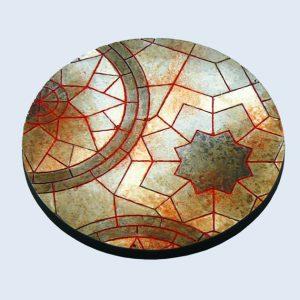Micro Art Studio   Mosaic Bases Mosaic Bases, Round 60mm (1) - B01123 - 5900232358427