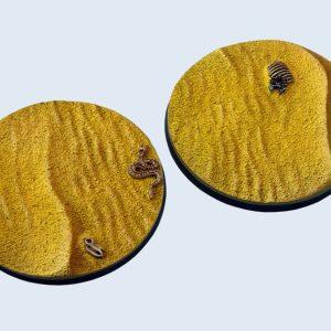 Micro Art Studio   Desert Bases Desert Bases, Round 60mm (1) - B03323 - 5900232356522